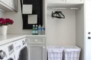Фото 13 Корзина для белья в ванную (65 фото): виды, особенности, варианты выбора