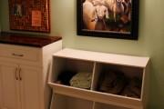 Фото 22 Корзина для белья в ванную (65 фото): виды, особенности, варианты выбора