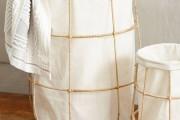 Фото 26 Корзина для белья в ванную (65 фото): виды, особенности, варианты выбора