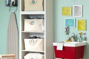 Фото 36 Корзина для белья в ванную (65 фото): виды, особенности, варианты выбора