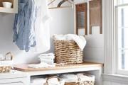 Фото 37 Корзина для белья в ванную (65 фото): виды, особенности, варианты выбора