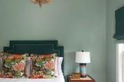 Фото 18 Мятный цвет в интерьере (58 фото): тонкости оформления и подбор цветов-партнеров