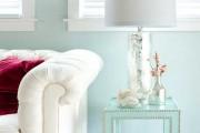 Фото 7 Мятный цвет в интерьере (58 фото): тонкости оформления и подбор цветов-партнеров