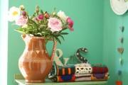 Фото 2 Мятный цвет в интерьере (58 фото): тонкости оформления и подбор цветов-партнеров