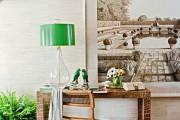 Фото 3 Настольная лампа для рабочего стола (55 фото): стильная и функциональная деталь интерьера