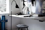 Фото 6 Настольная лампа для рабочего стола (55 фото): стильная и функциональная деталь интерьера