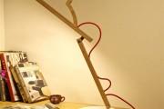 Фото 16 Настольная лампа для рабочего стола (55 фото): стильная и функциональная деталь интерьера