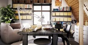 Настольная лампа для рабочего стола (55 фото): стильная и функциональная деталь интерьера фото