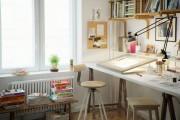 Фото 23 Настольная лампа для рабочего стола (55 фото): стильная и функциональная деталь интерьера