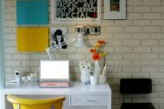 Фото 31 Настольная лампа для рабочего стола (55 фото): стильная и функциональная деталь интерьера
