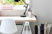 Фото 18 Настольная лампа для рабочего стола (55 фото): стильная и функциональная деталь интерьера