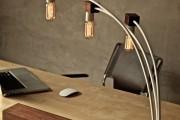 Фото 15 Настольная лампа для рабочего стола (55 фото): стильная и функциональная деталь интерьера