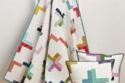 Фото 22 Пэчворк в интерьере (80 фото): как собрать пазл из разноцветных лоскутов?