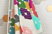 Фото 18 Пэчворк в интерьере (80 фото): как собрать пазл из разноцветных лоскутов?