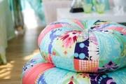 Фото 3 Пэчворк в интерьере (80 фото): как собрать пазл из разноцветных лоскутов?