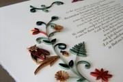 Фото 8 Квиллинг (56 фото): настоящие шедевры в технике бумагокручения