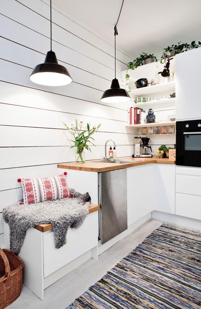 Стеновые панели - практичное и экономичное решения для кухни