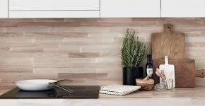 Стеновые панели для кухни (фото): выбираем стильное решение фото
