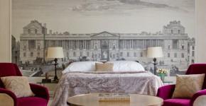 Фреска на стену (59 фото): древнее искусство в современном интерьере фото