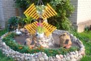 Фото 22 Мельница своими руками для сада (46 фото): детали конструкции и этапы сборки