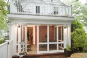 Фото 11 Чем покрасить деревянный дом снаружи: защита и привлекательность (55 фото)