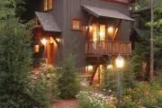 Фото 30 Чем покрасить деревянный дом снаружи: защита и привлекательность (55 фото)