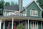 Фото 8 Чем покрасить деревянный дом снаружи: защита и привлекательность (55 фото)