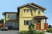 Фото 20 Чем покрасить деревянный дом снаружи: защита и привлекательность (55 фото)