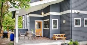 Чем покрасить деревянный дом снаружи: защита и привлекательность (55 фото) фото