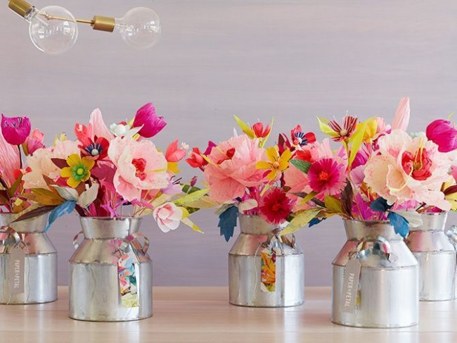 Такие цветы будут радовать вас долго и точно никогда не завянут