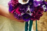 Фото 27 Цветы из гофрированной бумаги своими руками: лучшие мастер-классы и советы по декору