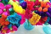 Фото 41 Цветы из гофрированной бумаги своими руками: лучшие мастер-классы и советы по декору