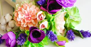 Цветы из гофрированной бумаги своими руками: лучшие мастер-классы и советы по декору фото