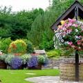 Декоративный колодец на даче своими руками (57 фото): стили, конструкции, материалы фото
