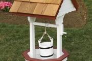 Фото 14 Декоративный колодец на даче своими руками (57 фото): стили, конструкции, материалы