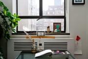 Фото 2 Экраны для батарей отопления (54 фото): декоративное решение неэстетичной проблемы
