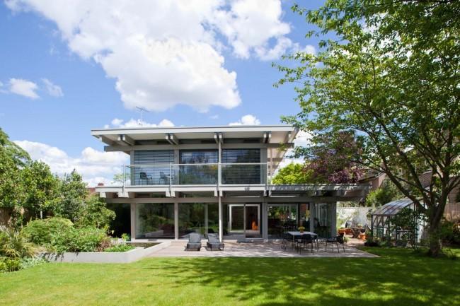 Фахверковые дома минималистичны, элегантны, удивительно просты, но всегда индивидуальны