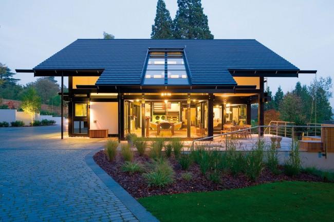 Исключительное чувство открытости и бесконечности придает вашему дому совершенно новый смысл