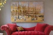 Фото 10 Фреска на стену (59 фото): древнее искусство в современном интерьере