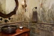 Фото 28 Фреска на стену (59 фото): древнее искусство в современном интерьере