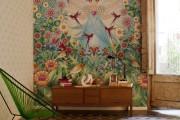 Фото 29 Фреска на стену (59 фото): древнее искусство в современном интерьере