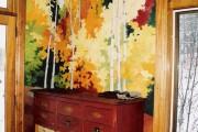 Фото 9 Фреска на стену (59 фото): древнее искусство в современном интерьере