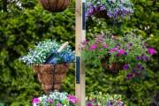 Фото 37 Кашпо для цветов своими руками (60+ фотоидей и мастер-классы): украшаем дом и сад стильно!
