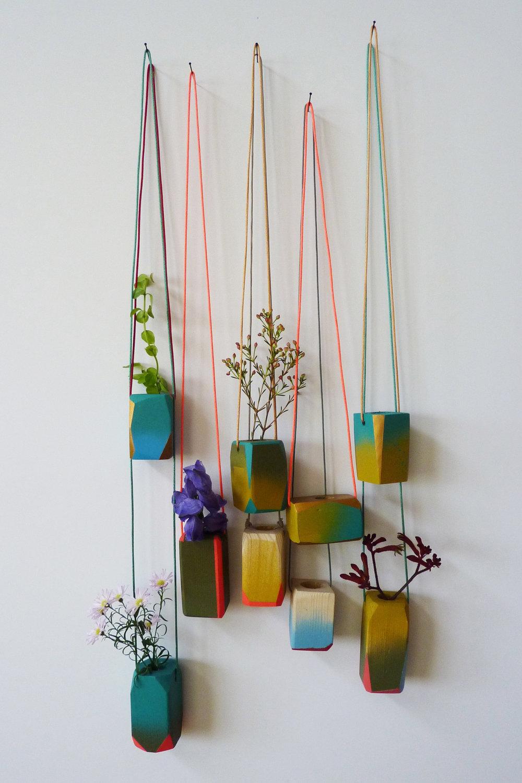 Кашпо для цветов своими руками схема