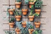 Фото 29 Кашпо для цветов своими руками (60+ фотоидей и мастер-классы): украшаем дом и сад стильно!