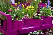 Фото 4 Кашпо для цветов своими руками (60+ фотоидей и мастер-классы): украшаем дом и сад стильно!