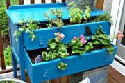 Фото 14 Кашпо для цветов своими руками (60+ фотоидей и мастер-классы): украшаем дом и сад стильно!