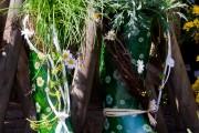 Фото 33 Кашпо для цветов своими руками (60+ фотоидей и мастер-классы): украшаем дом и сад стильно!