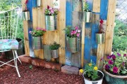 Фото 9 Кашпо для цветов своими руками (60+ фотоидей и мастер-классы): украшаем дом и сад стильно!