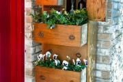 Фото 8 Кашпо для цветов своими руками (60+ фотоидей и мастер-классы): украшаем дом и сад стильно!